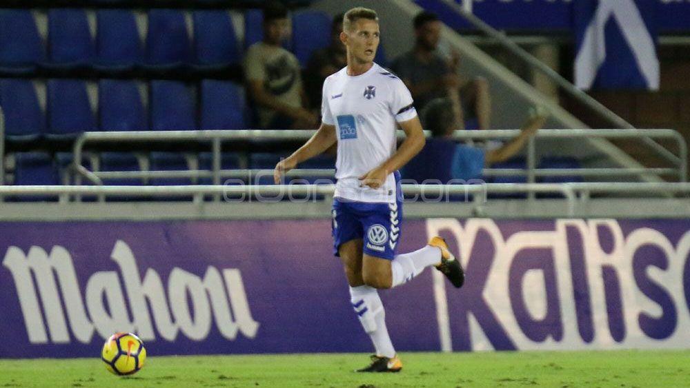 """Jorge Sáenz estuvo """"muy cerca"""" de salir del CD Tenerife en enero"""