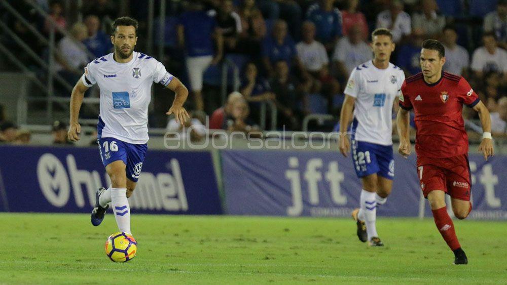 El CD Tenerife no gana el primer partido del año desde 2014
