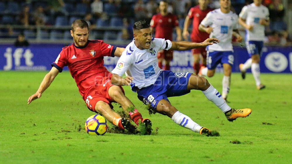 Osasuna – CD Tenerife, por Pamplona pasa el sueño del playoff