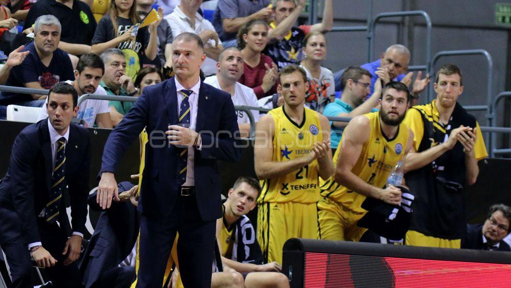 """Markovic: """"Iberostar Tenerife sabe que no es fácil vencer por 40 puntos"""""""