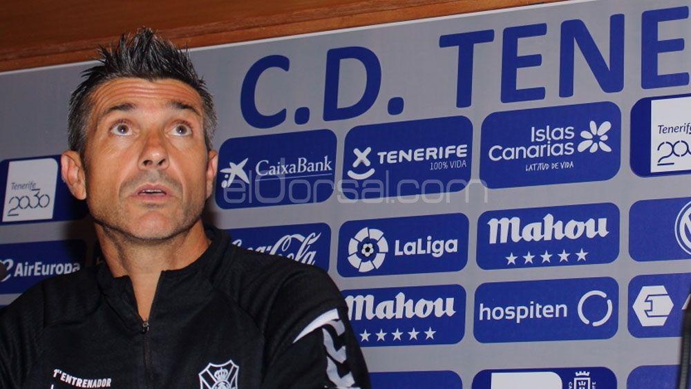 """Martí: """"Si me dan a elegir, prefiero ganar en Almería"""""""