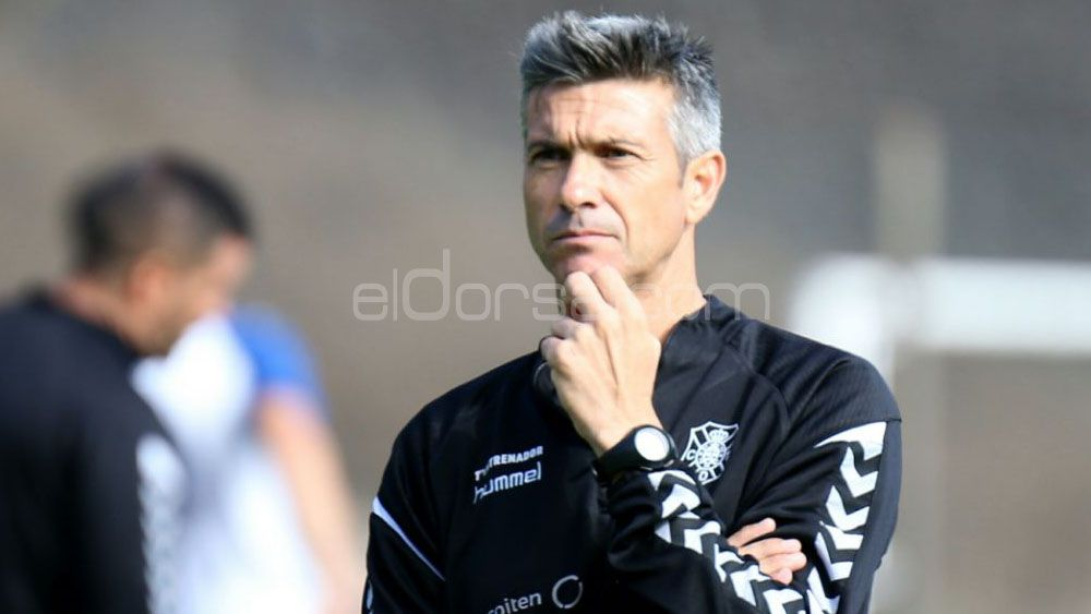 Martí iguala a otro ilustre técnico del CD Tenerife, Jupp Heynckes