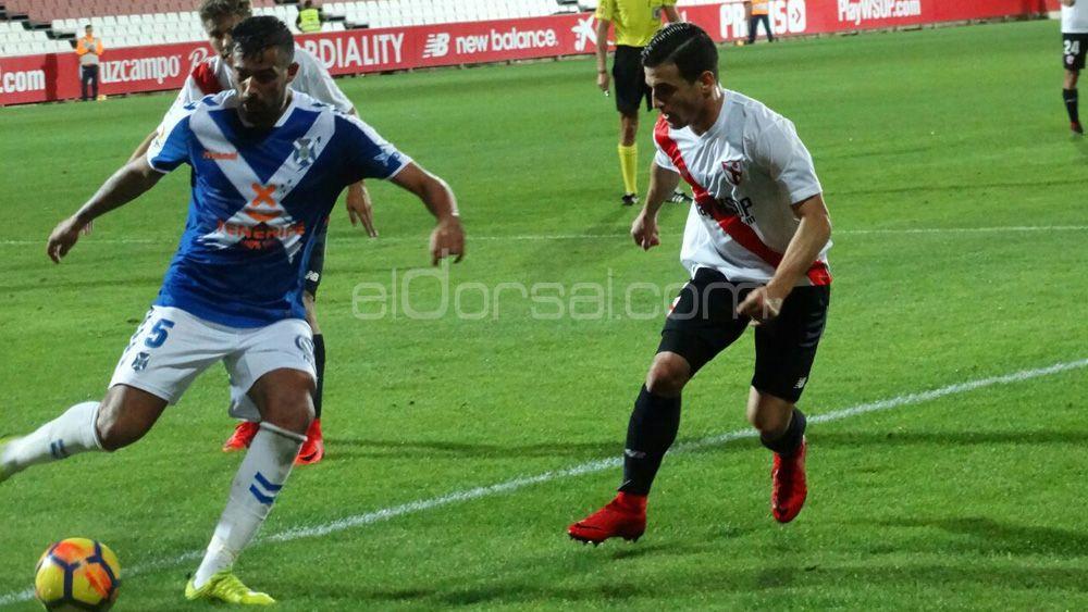 Resultados dispares en el CD Tenerife ante equipos de la zona baja