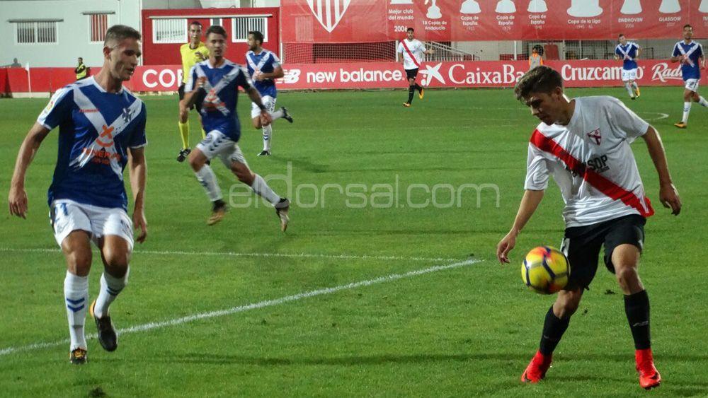 El CD Tenerife pierde dos puntos en Sevilla en un partido que tenía de cara