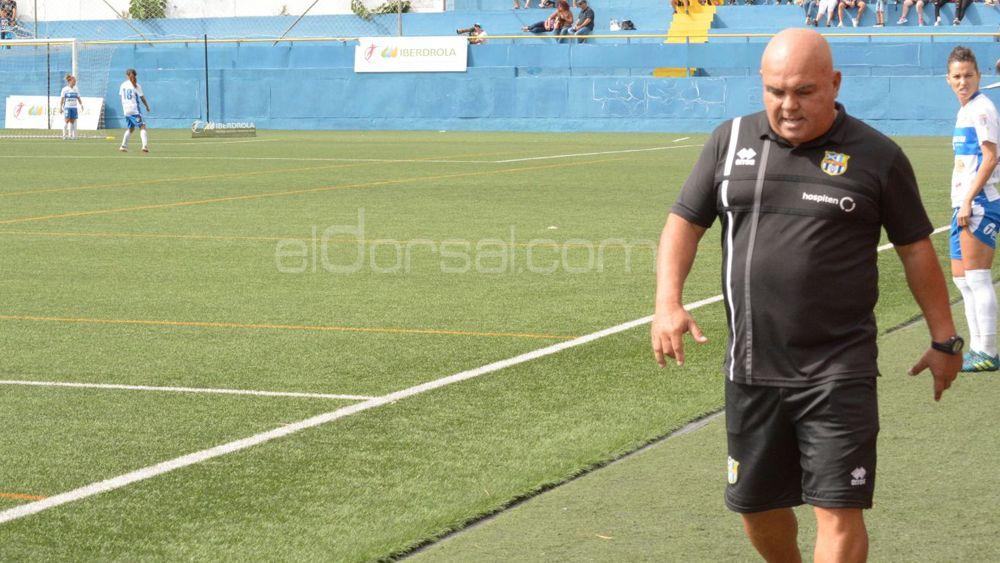 """Ayala: """"Dos de los grandes no han podido hacerle un gol a la UDG Tenerife"""""""