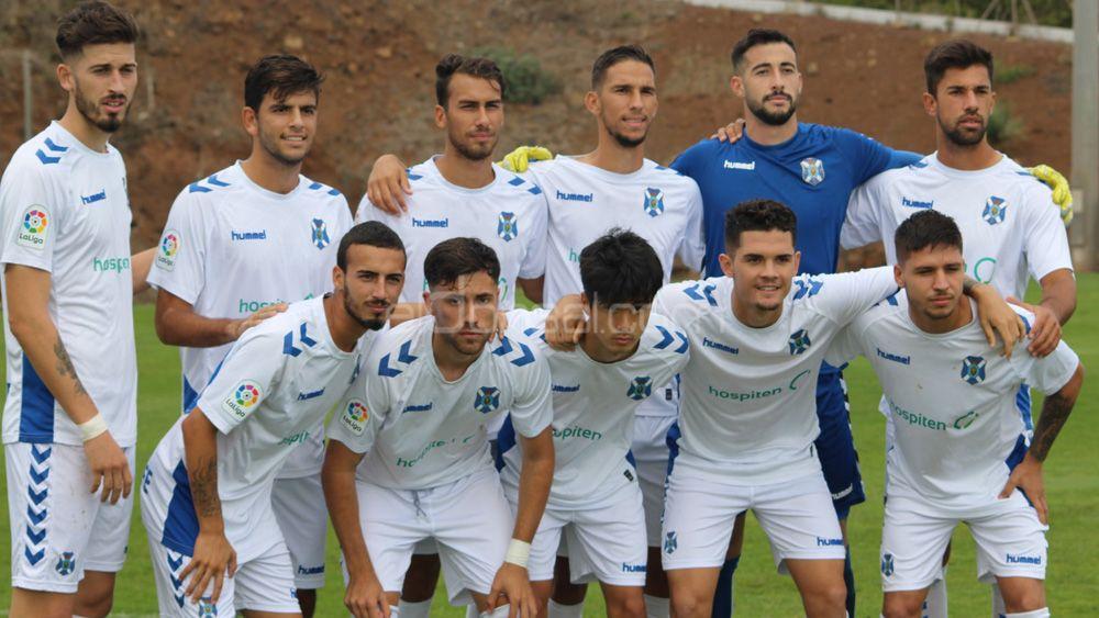 El CD Tenerife B continúa siendo colíder tras empatar ante la UD Ibarra