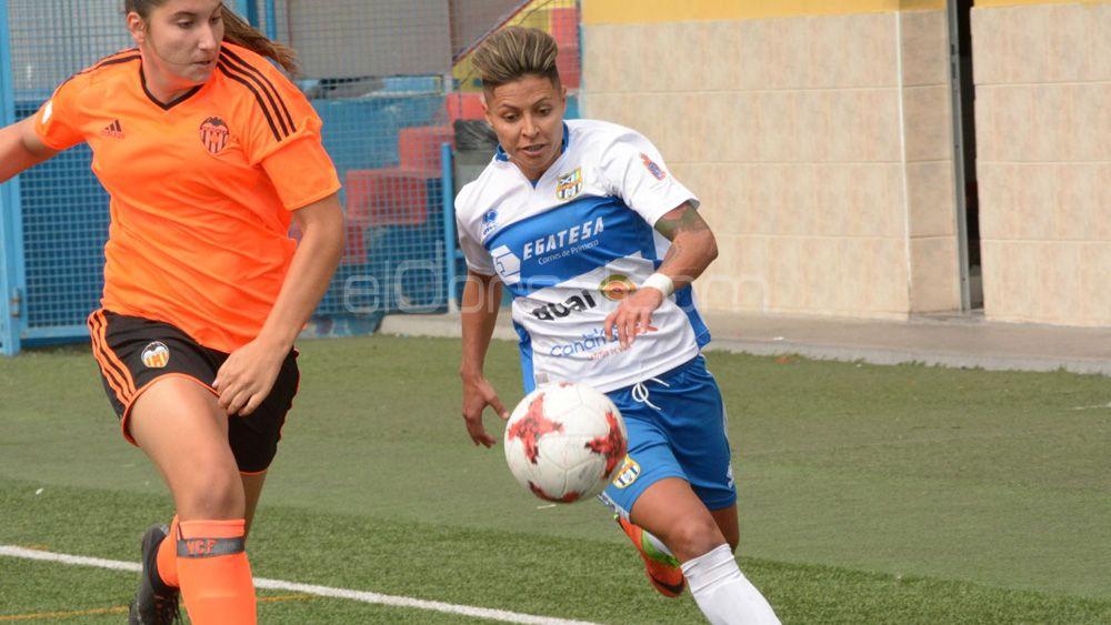 El UDG Tenerife – Valencia CF, en imágenes