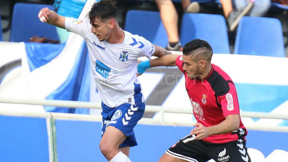 El CD Tenerife se mide a uno de los locales más goleados de la Liga 123