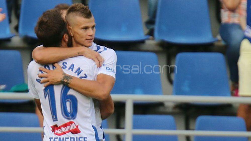 El CD Tenerife realiza el mejor comienzo del siglo como local en el fútbol profesional
