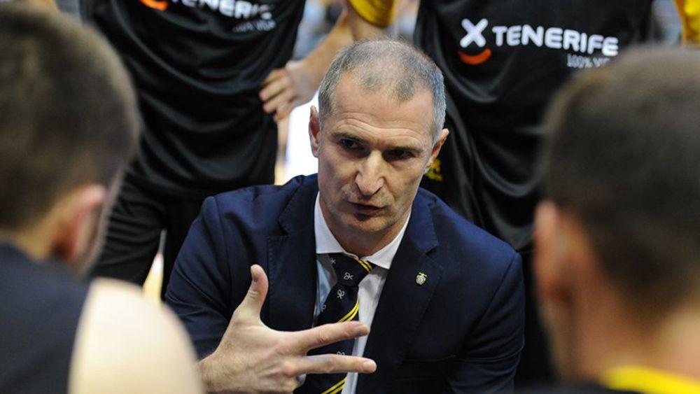 """Markovic: """"No es cómodo llevar cuatro derrotas seguidas, pero hay que seguir trabajando y luchando"""""""