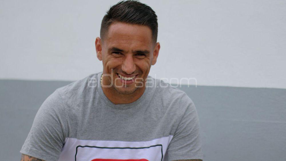 """Suso: """"Martí nos recalca que solo con el escudo del CD Tenerife no se asciende"""""""