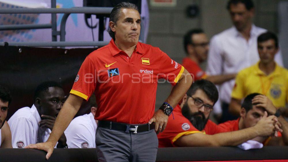 Scariolo cita a Beirán, Fran Vázquez y San Miguel para los próximos compromisos de la selección