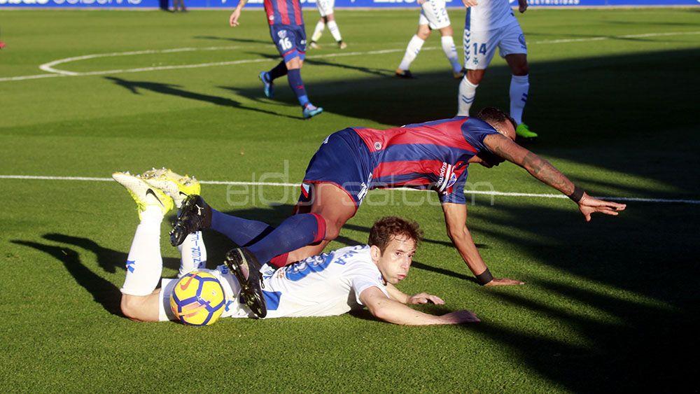 El uno por uno de los jugadores del CD Tenerife contra la SD Huesca