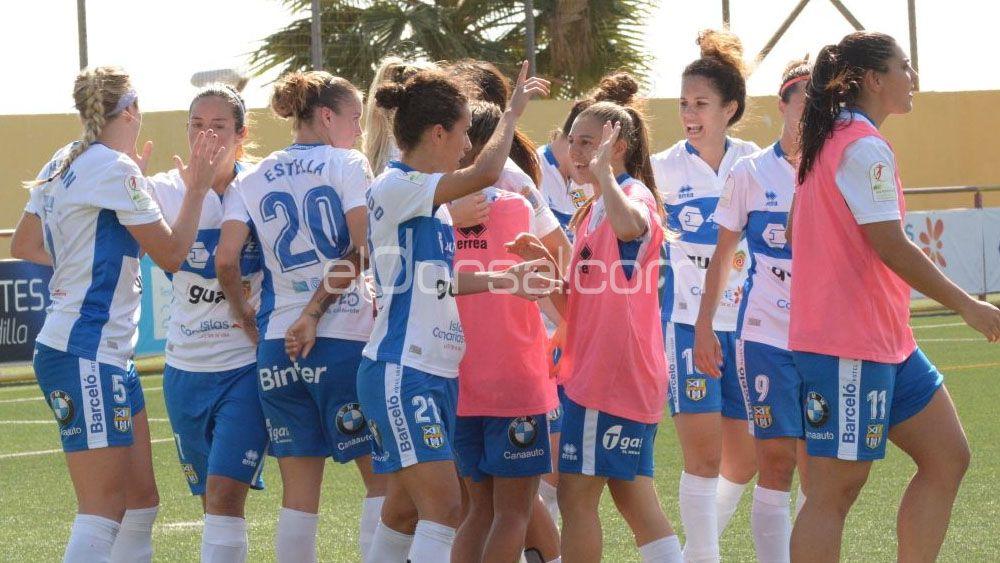 La UDG Tenerife Egatesa afronta los dos últimos partidos en casa del año
