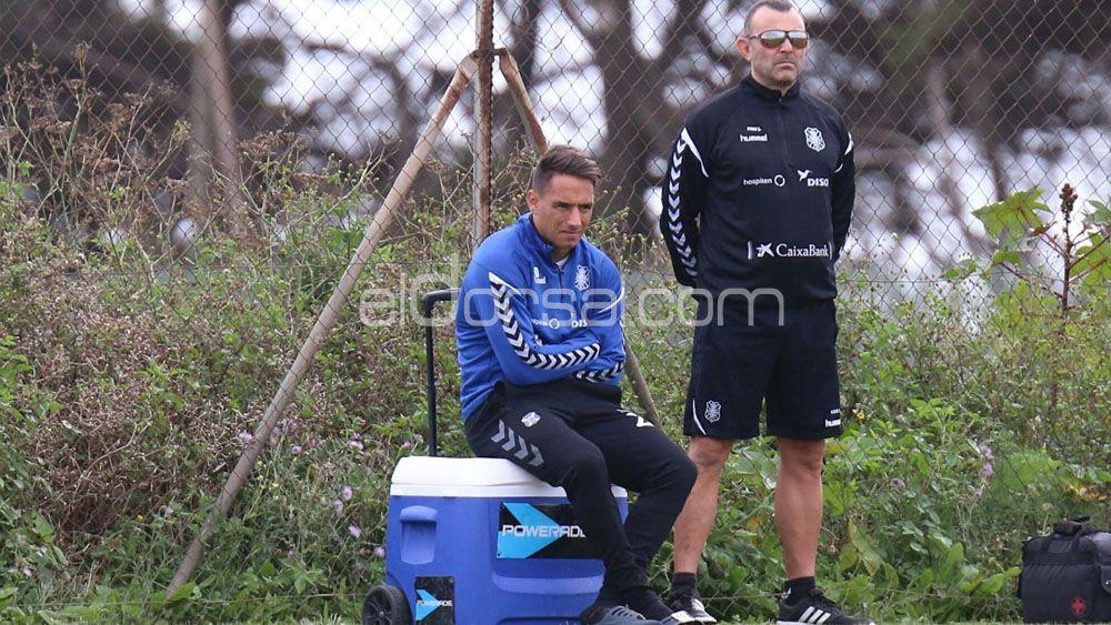 Seis jugadores del CD Tenerife han sufrido lesiones musculares en tres meses de competición