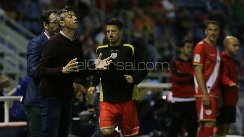 """Martí: """"El CD Tenerife no ha estado cómodo, el orgullo nos ha dado un punto"""""""