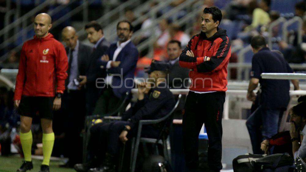 """Míchel considera el empate justo, """"entre dos aspirantes al ascenso"""""""