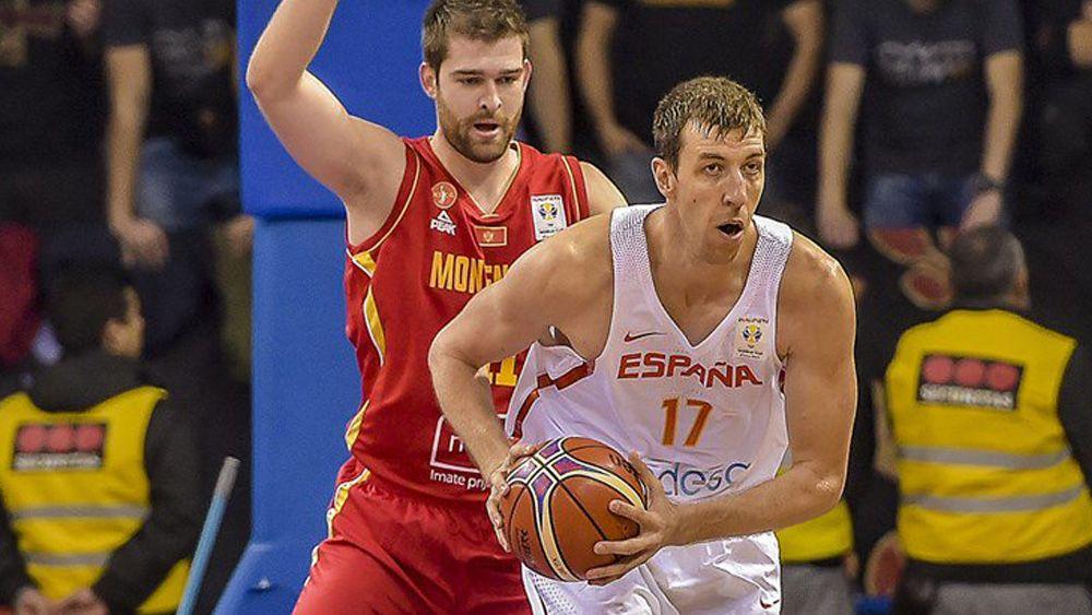 Tres jugadores del Iberostar Tenerife, convocados por España para medirse a Eslovenia y Bielorrusia
