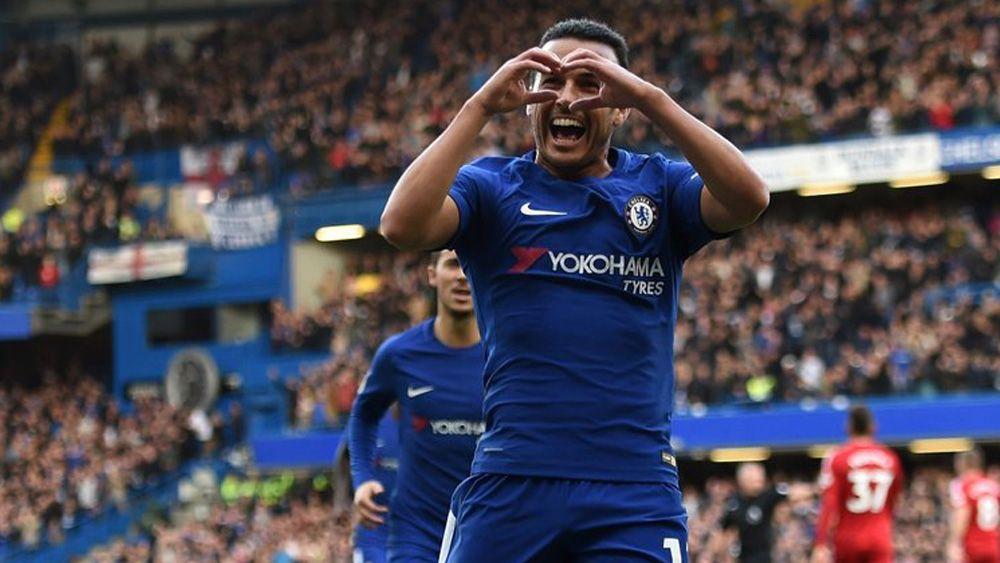 Pedro cumple 100 partidos como jugador del Chelsea