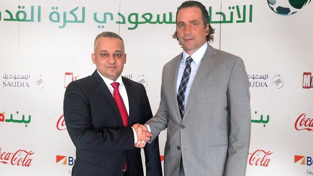 El exjugador del CD Tenerife Juan Antonio Pizzi, nuevo seleccionador de Arabia Saudí