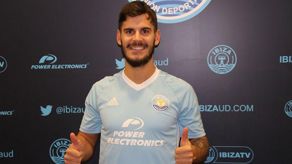 El ex del CD Tenerife Edu Oriol jugará en Tercera División