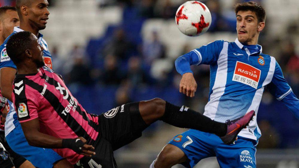 Iglesias Villanueva impide al CD Tenerife avanzar de ronda en Copa del Rey
