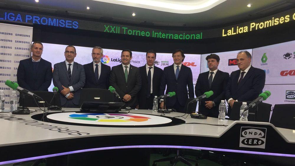 El XXII Torneo Internacional LaLiga Promises de Tenerife traerá a los mejores equipos alevines a la Isla