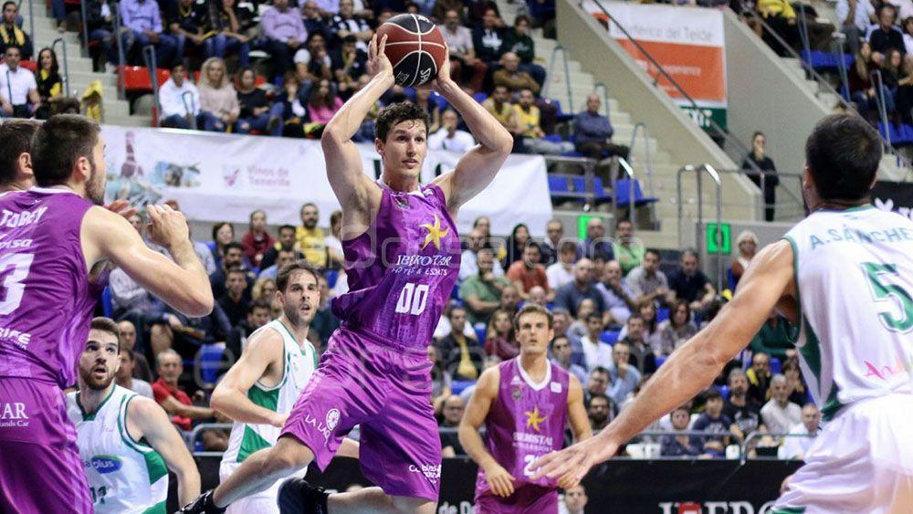 El gran juego colectivo del Iberostar Tenerife para imponerse al Betis