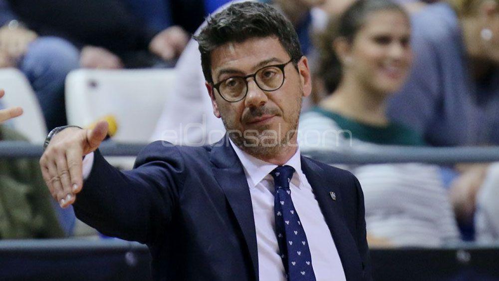 """Fotis Katsikaris: """"Estoy muy contento y creo que cada día jugaremos mejor"""""""