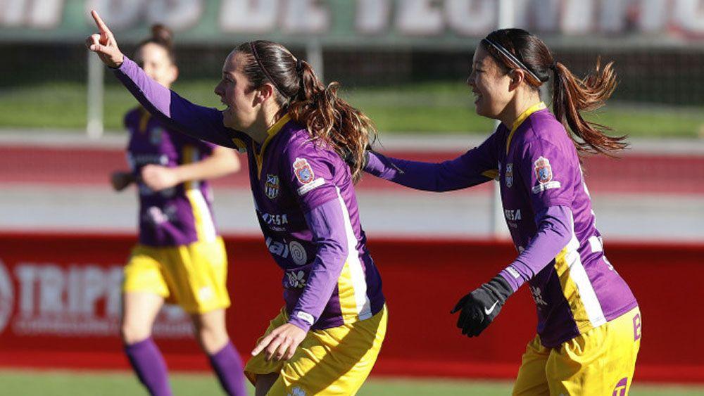 La UDG Tenerife conquista la capital de España venciendo al Madrid CFF