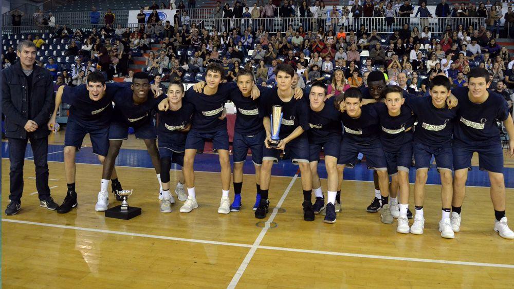 El Oxygen Basket Bassano, campeón del Torneo Internacional sub-15 de Tenerife