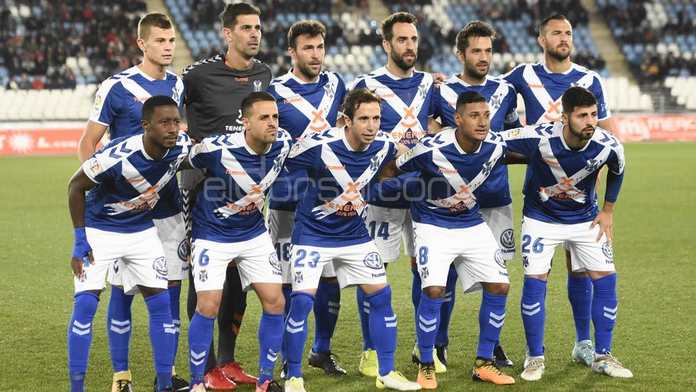 ¿Quién fue el mejor jugador del CD Tenerife en Almería?