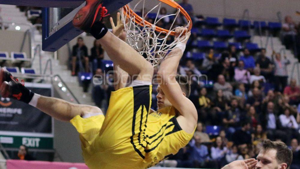 El Iberostar Tenerife, a por otro paso más hacia la Copa del Rey ante Gipuzkoa Basket