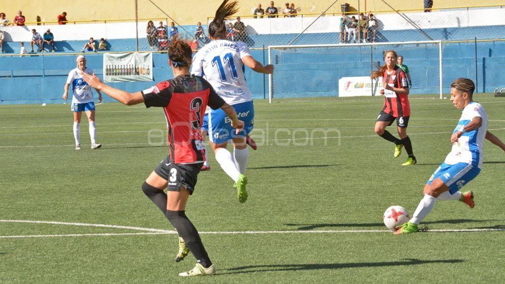 Los cinco goles de la UDG Tenerife frente al Sporting Huelva
