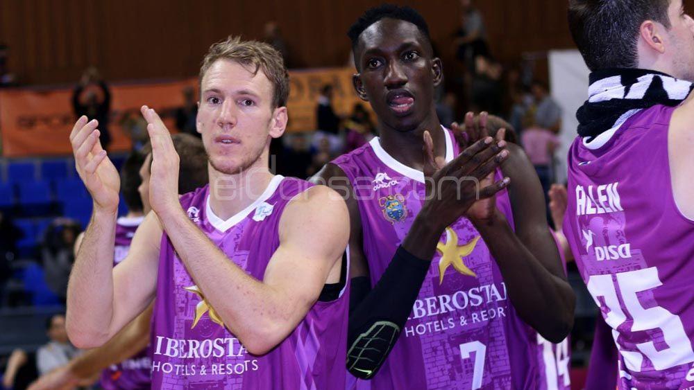 Adin Vrabac deja de ser jugador del Iberostar Tenerife