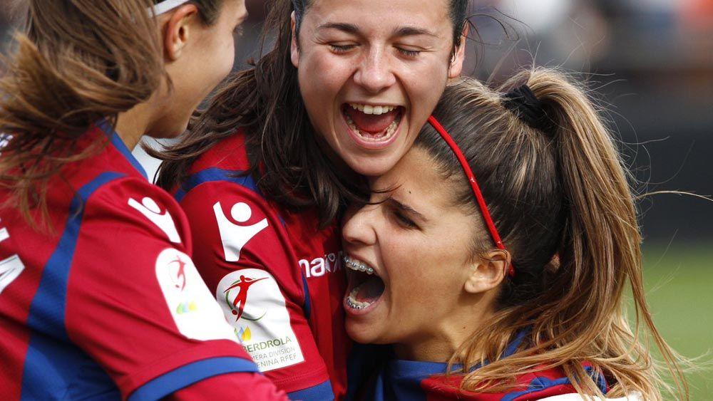 Las tinerfeñas Natalia y Noelia Ramos, triunfantes en el Valencia – Levante