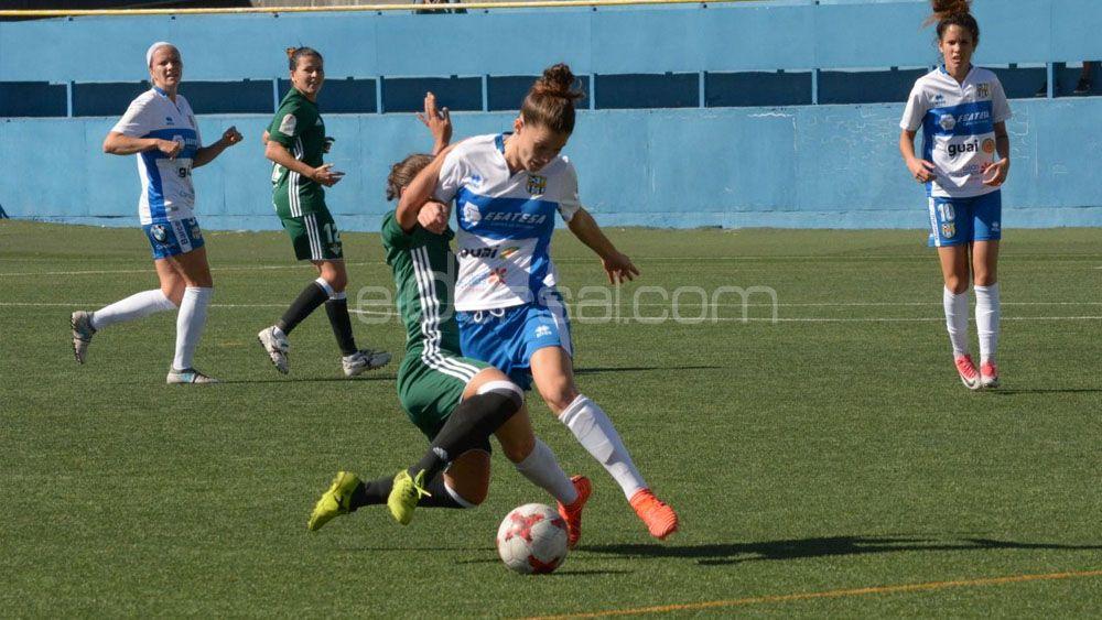 El Real Betis impide el pleno de victorias de la UDG Tenerife en una semana