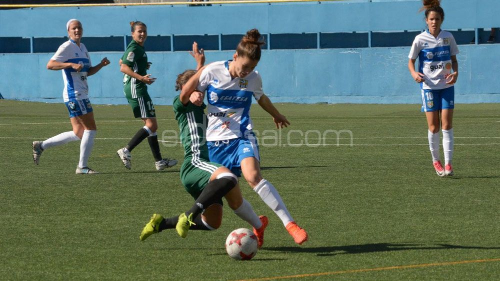 Real Betis-UDG Tenerife, cruce de cuartos de final de la Copa de la Reina