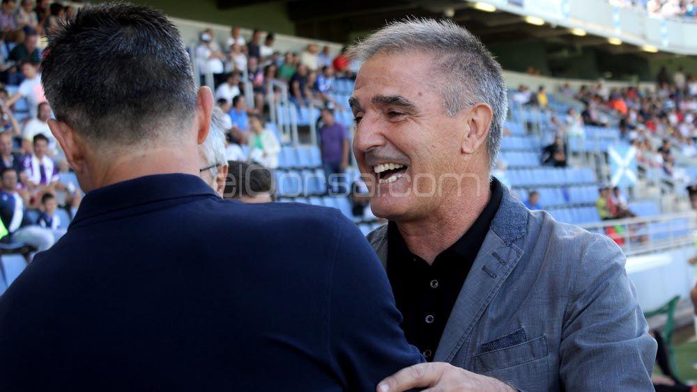 Paco Herrera deja de ser técnico del Sporting de Gijón justo antes de recibir al CD Tenerife