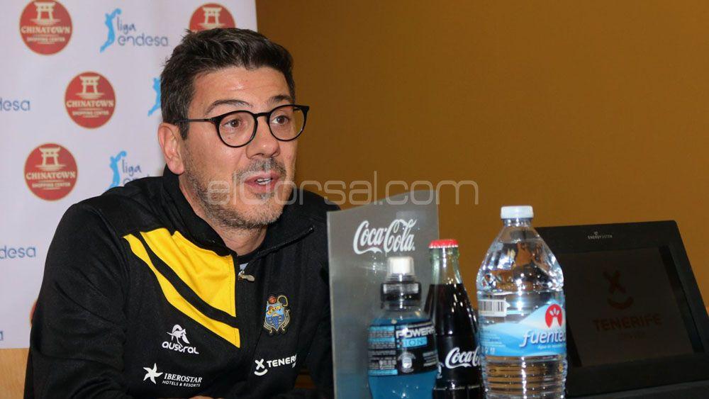 "Katsikaris: ""Lucharemos en equipo para superar la baja de Richotti"""