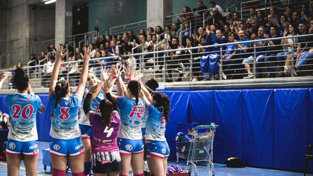 El liderato de la Superliga de voleibol se juega en Taco