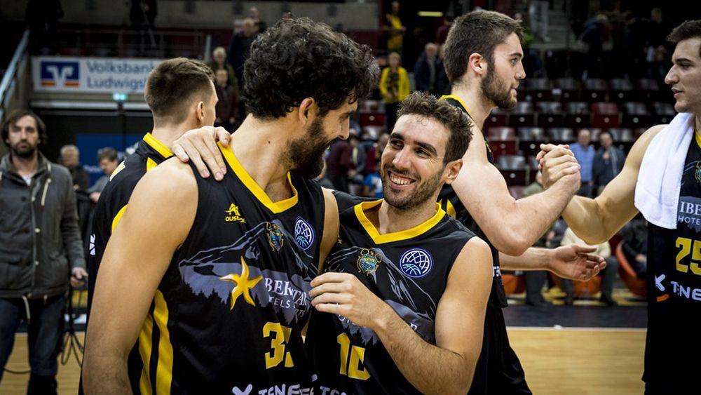 La inspiración de Vasileiadis y el brillante inicio de Ponitka, claves en la victoria del Iberostar Tenerife
