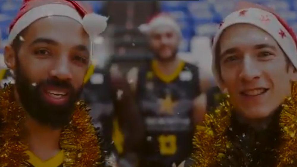 La espectacular felicitación de Navidad del Iberostar Tenerife