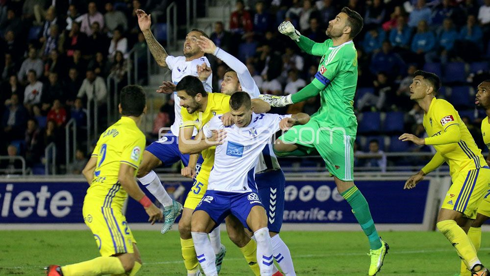 El CD Tenerife, a ganar al Cádiz CF y esperar