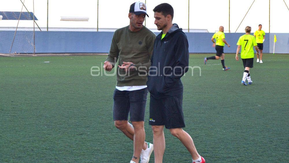 """Omar Ramos: """"Mi objetivo es volver al CD Tenerife algún día"""""""