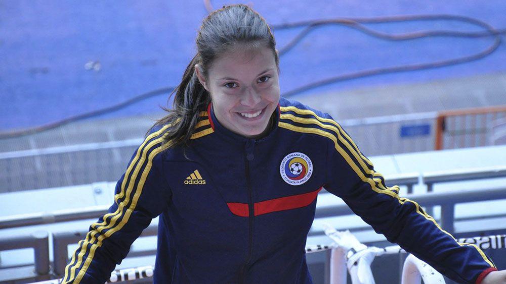 Stefania Vătafu, fichaje de invierno de la UDG Tenerife