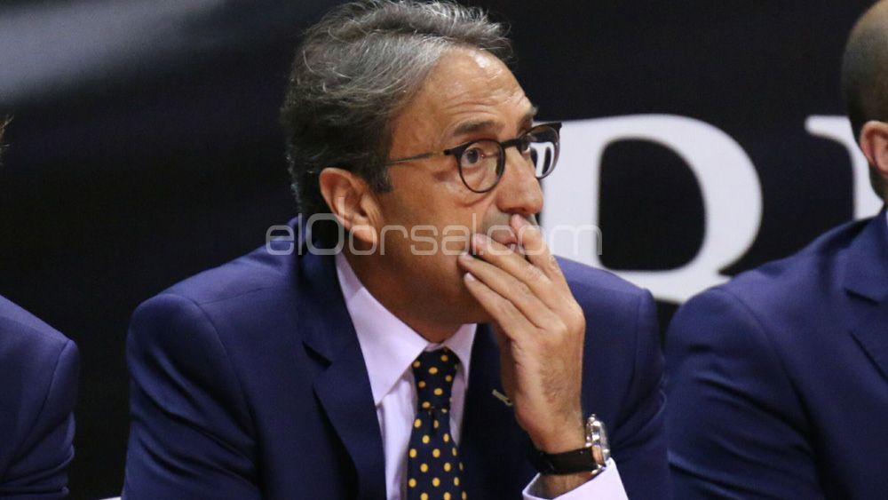 """Casimiro: """"Felicito al Iberostar Tenerife, el CB Gran Canaria no puede poner excusas"""""""