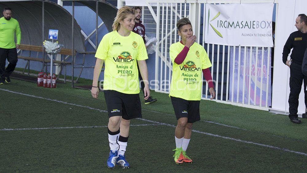 """María José Pérez: """"Espero que las jugadoras puedan vivir del fútbol en el futuro"""""""