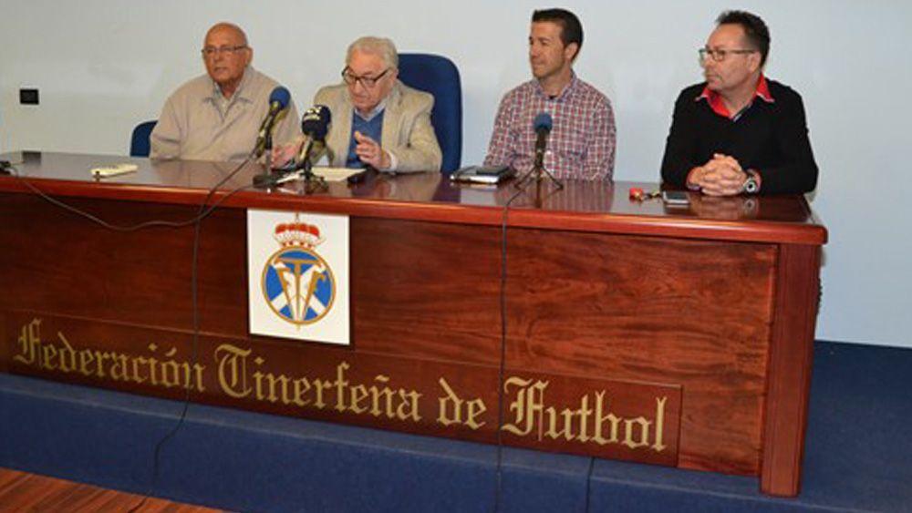 Los Comités de Árbitros de Tenerife y Las Palmas firman un acuerdo histórico para Tercera División
