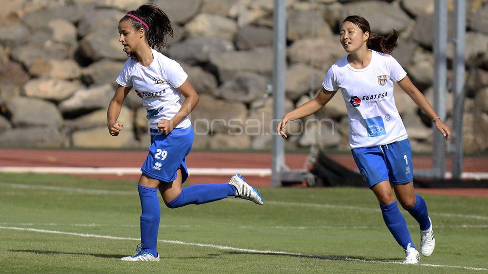 Paola Hernández debutará de forma oficial con 'La Rojita' en un torneo UEFA